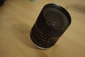 Tamron Zoom Macro Lens 35-80mm f2.8 MD mount. for Sale in Seattle, WA