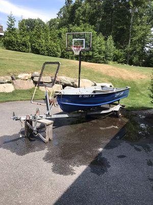 14' Aluminum Boat for Sale in Cumberland, RI
