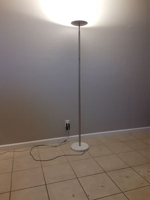 One Touch Torchiere Floor Lamp for Sale in Phoenix, AZ