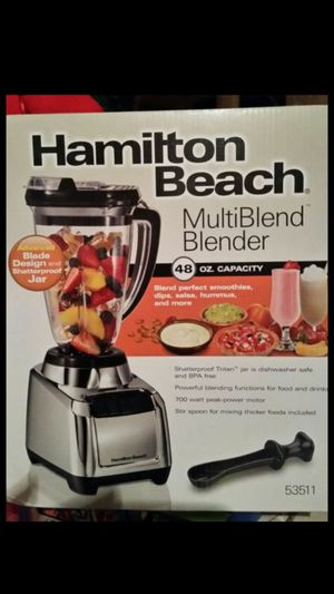 Brand new! Hamilton Beach Blender for Sale in Raleigh, NC