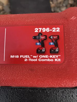Milwaukee M18 fuel for Sale in Denver, CO