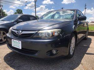 2010 Subaru Impreza Sedan for Sale in Akron, OH