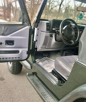 97 Jeep Wrangler se for Sale in Mishawaka, IN