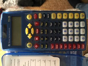 Texas Instruments TI-15 for Sale in Houston, TX