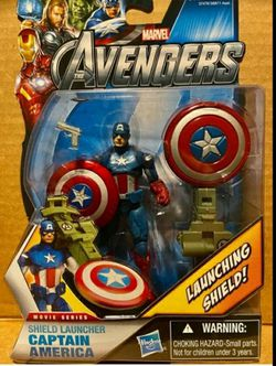 2012 Marvels Avengers Launching Shield Captain America for Sale in Modesto,  CA