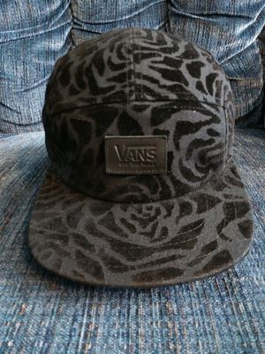 Vans Five Panel Camp Hat for Sale in Tacoma, WA