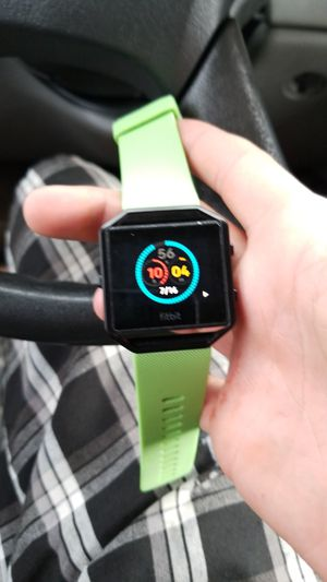 Fitbit blaze and extra band for Sale in West Chicago, IL