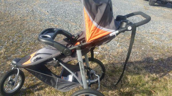 Eddie Bauer jogging stroller