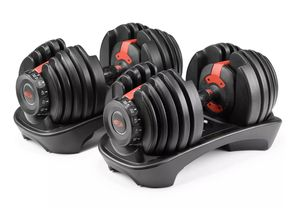 Bowflex dumbell set SelecTech 552 for Sale in Vienna, VA