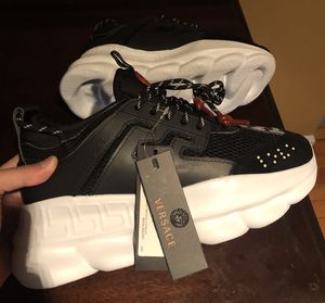 Men Medusa Chain reaction sneakers sz 42 ( 8.5-9US ) No trades! Excellent! for Sale in Silver Spring, MD