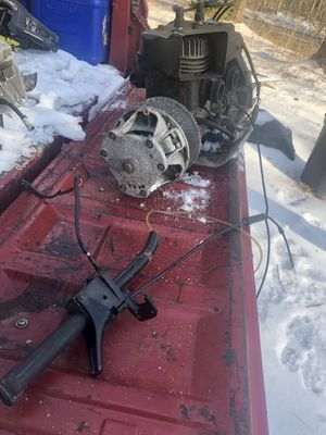 Indie 500 snowmobile motor with throttle for Sale in West Milford, NJ