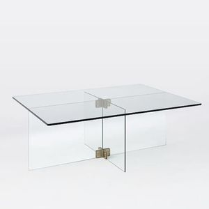 Cosima Glass Coffee Table - WEST ELM for Sale in Portland, OR