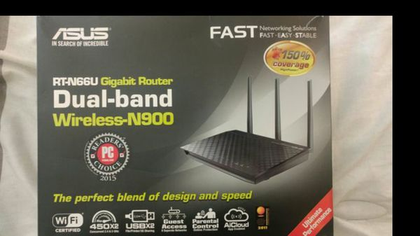 asus rt-n660 router