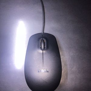 Genuine Dell USB Wired Optical Mouse for Sale in El Cajon, CA