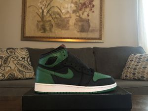 Nike air Jordan 1 pine green for Sale in Bowie, MD