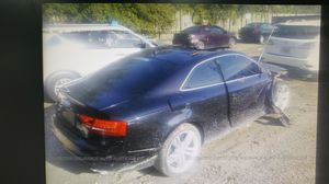 2012 Audi S5 Sport, FOR PARTS ONLY for Sale in Miami, FL