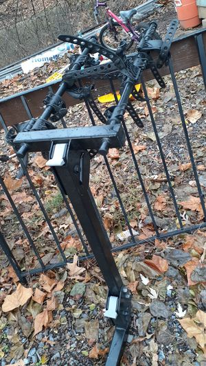For sale bike rack nice conditions 150.00 O.B.O for Sale in Riverdale Park, MD