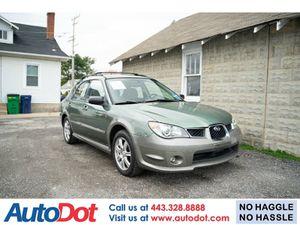 2006 Subaru Impreza Wagon for Sale in Sykesville, MD