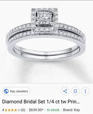 Diamond ring bridal set for Sale in Lodi, CA