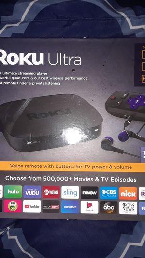 Roku Ultra for Sale in Portland, OR
