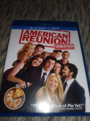 American wedding blue ray for Sale in Kansas City, MO