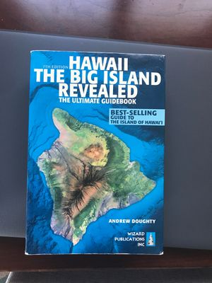 Hawaii The Big Island Revealed 7th Edition for Sale in Kailua-Kona, HI
