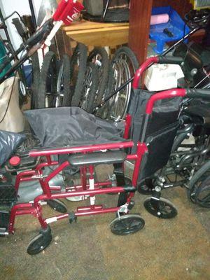 Wheelchairs 4 available for Sale in Cleveland, OH