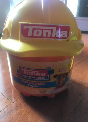 Tonka mighty builders for age 1 for Sale in San Diego, CA