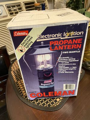 Original Coleman propane lantern never used in box for Sale in Portland, OR