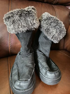 Girl's Suede Boots size 6 for Sale in Winston-Salem, NC