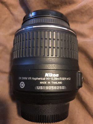 Nikon telephoto lends for Sale in Ontario, CA