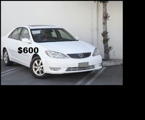 Price$600 Camry 2002 for Sale in Portland, ME