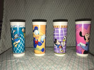Vintage Disney Cups for Sale in San Diego, CA