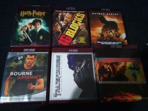 HD DVD Movies for Sale in Tacoma, WA