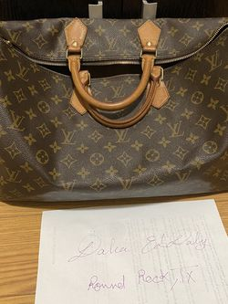 Louis Vuitton Speedy for Sale in Round Rock,  TX