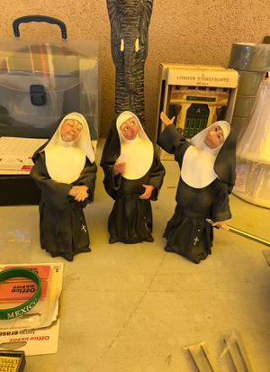 Nun Statues for Sale in South Gate, CA