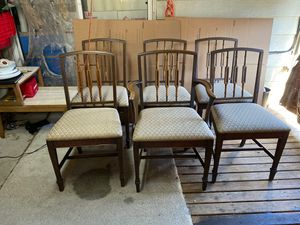 Berkey & gay furniture antique chairs 1905-29 excellent condition for Sale in Tukwila, WA