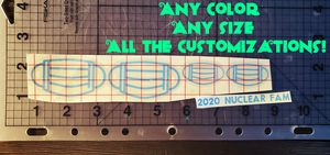 2020 Family Decal! for Sale in Boise, ID