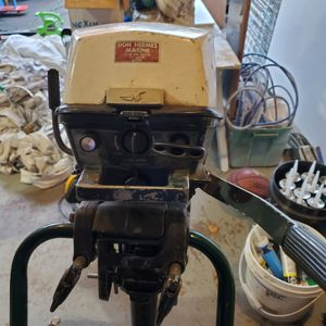 Johnson outboard motor for Sale in Lake in the Hills, IL