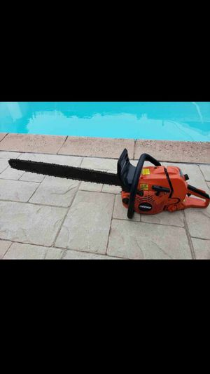 28 inch blade echo chainsaw for Sale in Los Angeles, CA