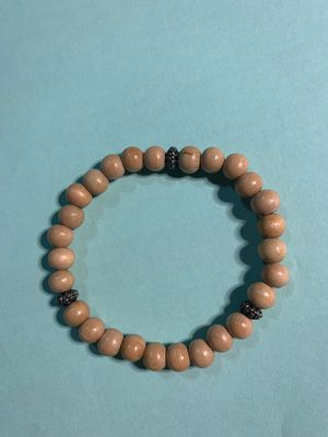 Wooden beaded bracelet for Sale in Fresno, CA