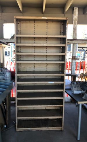 Metal cabinets with adjustable shelving for Sale in Ceres, CA