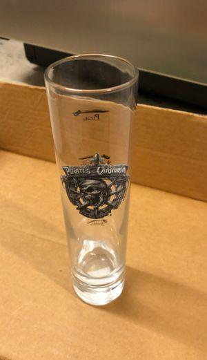 Pirates shot glass for Sale in Union Beach, NJ