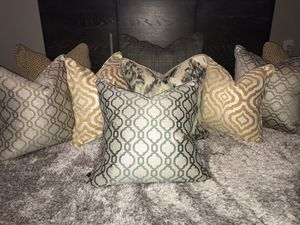 Throw pillows for Sale in Houston, TX