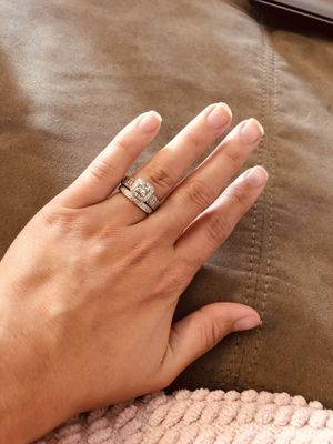 Wedding ring size 6.5 for Sale in Edwardsville, IL