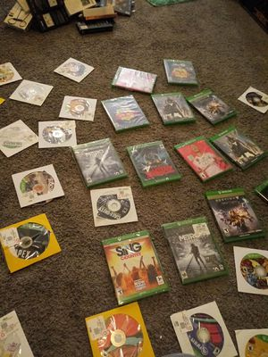 Xbox one games for Sale in Philadelphia, PA