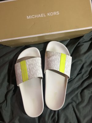 Michael kors slides for Sale in Riverside, CA