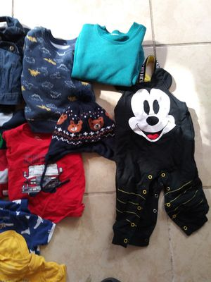 Baby boy clothes for Sale in Oceanside, CA