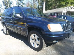 2001 Jeep Grand Cherokee Limited 4×4 180k miles $1700 for Sale in Bowie, MD