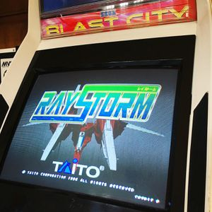 RayStorm PCB arcade board Jamma video game Taito for Sale in Upland, CA